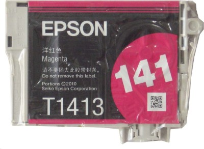 Epson 141 ( T1413) Original Ink Cartridge Valuable Pack Magenta Ink