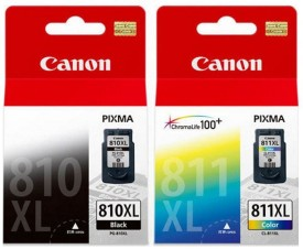CANON PIXMA BLACK & MULTY COLOR Ink