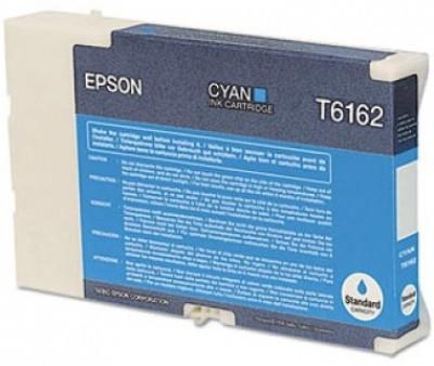 EPSON T-6162 B-500DN Standard Capacity Ink Cartridge - Cyan Cyan Ink
