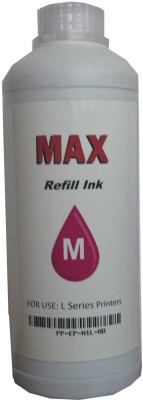 Max For Brother Printer 1000ML Magenta Ink