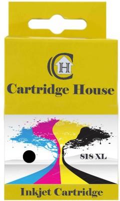 Cartridge House CC641ZZ 818XL Black Ink