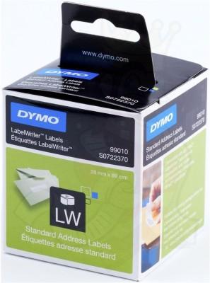 Dymo LW 99010 Standard Address label White Toner