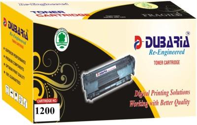 Dubaria SP 1200 Series Cartridge - Ricoh Compatible For Use in Aficio SP 1200, 1210N, 1200S, 1200SF, 1200SU Black Toner