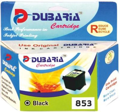 Dubaria 853 / C8767ZZ Cartridge - HP Compatible For Use In Deskjet 5748 , 6548 , 9808 , 6318 , 7208 , officejet 7408 , k7108 , 2608, 8038 , 8158 , 8458 , 8758 Black Ink