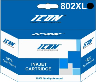 ICON 802XL Black Ink