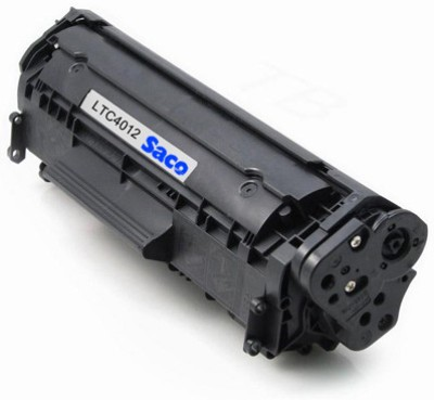 Saco S12A (2200 Pages) Black Toner