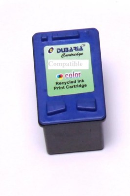 Dubaria 901 / CC656AA Cartridge - HP Compatible For Use in Officejet J4500, 4500, J4680 Multicolor Ink