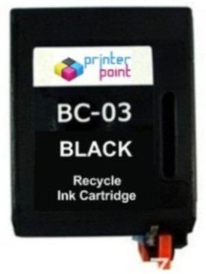Max BC-03 Recycle Ink Cartridge BLACK for Canon with Black Ink