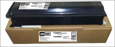 Abhi Print AP/R0106C/T2450D Black Toner
