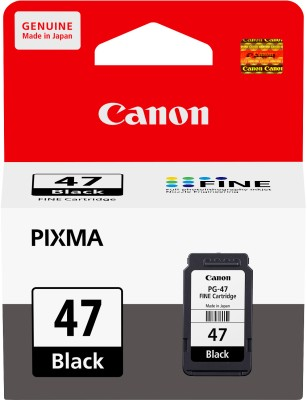 Canon PG47 Black Ink Catridge(Black)