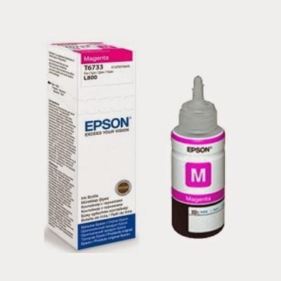 Epson T673 Magenta Ink