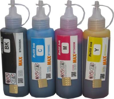 Max 4*100ML For HP & Canon Multicolor Ink