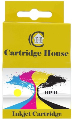 Cartridge House C4838A 11 Yellow Ink