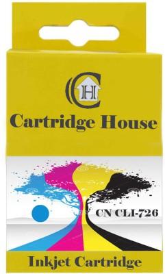 Cartridge House CN CLI 726 Cyan Ink