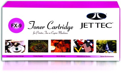 Jettec FX-9 Black Toner