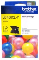 Brother LC450 Single Color Ink