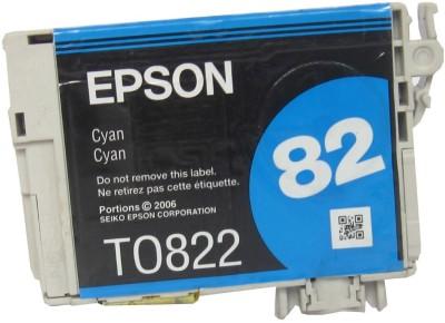 Epson 82 (T0822) Original Cartridge Valuable Pack Cyan Ink