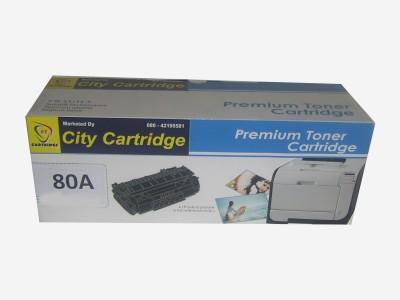 Citycartridge Laser Black Toner