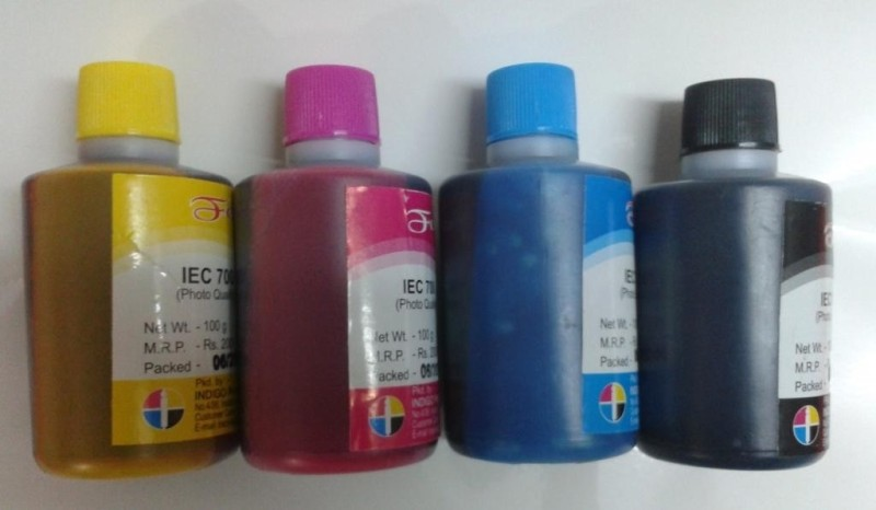 Formujet Epson 73N ink Multi Color Ink(Black, Magenta, Cyan, Yellow)