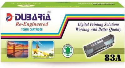 Dubaria 83A / CF283A Cartridge - HP Compatible Black Toner