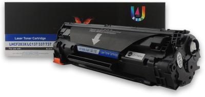 Best4U 283A toner cartridge compatible for HP laserJet Pro MFP M225dn/dw Black Toner