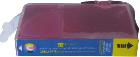 Max BCI-6PM Compatible Photo Magenta Cartridge For Canon Printer Prefilled Photo Magenta Ink