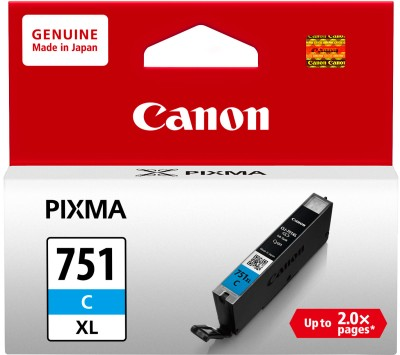 Canon Cyan Ink