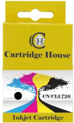 Cartridge House CN CLI 726 Black Ink