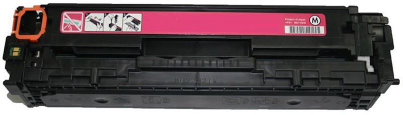 Zilla 125A Single Color Toner(Magenta)