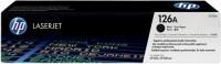 HP 126A Black LaserJet Toner Cartridge(Black)