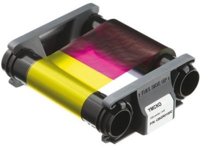 Evolis 100 image ribbon Multicolor Ink