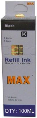 Max Epson L-Series 100ML Black Ink
