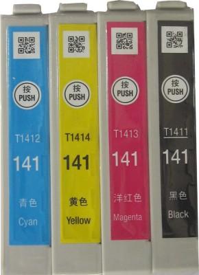 Epson 141 Original Ink Cartridge Set Multicolor Ink