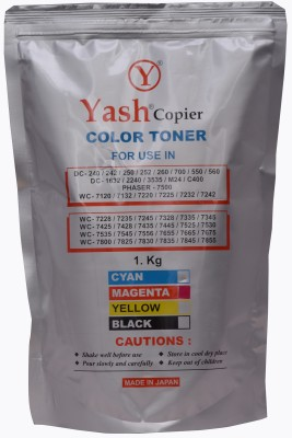 Yash Copier Color Magenta Toner
