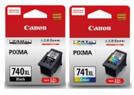 CANON PIXMA BLACK & MULTI COLOR Ink