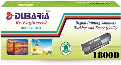 Dubaria Compatible for Toshiba T-1800D Cartridge for Toshiba e-Studio 3511/4511/281c/351c/451c Black Toner