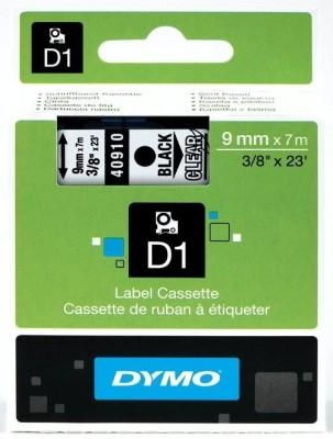 Dymo D1 Clear Toner
