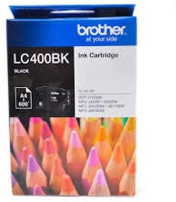 Brother LC400BK Inkjet Black Ink