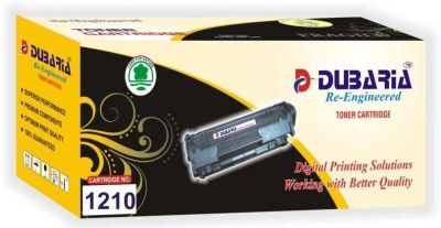Dubaria 1210 / ML 1210D3 Cartridge - Samsung Compatible For use In ML-1210, 1220M, 1250, ML-1430 Black Toner
