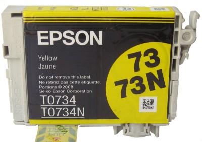 Epson Cartridge 73N Original Yellow Ink