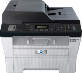 Konica Minolta Pagepro 1590MF Multi function Laser Printer with Mono-Color Toner