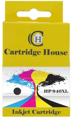 Cartridge House C4906A 940XL Black Ink