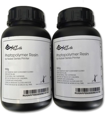 XYZprinting Photoplolymer Resin for 3D Printing Magenta Toner