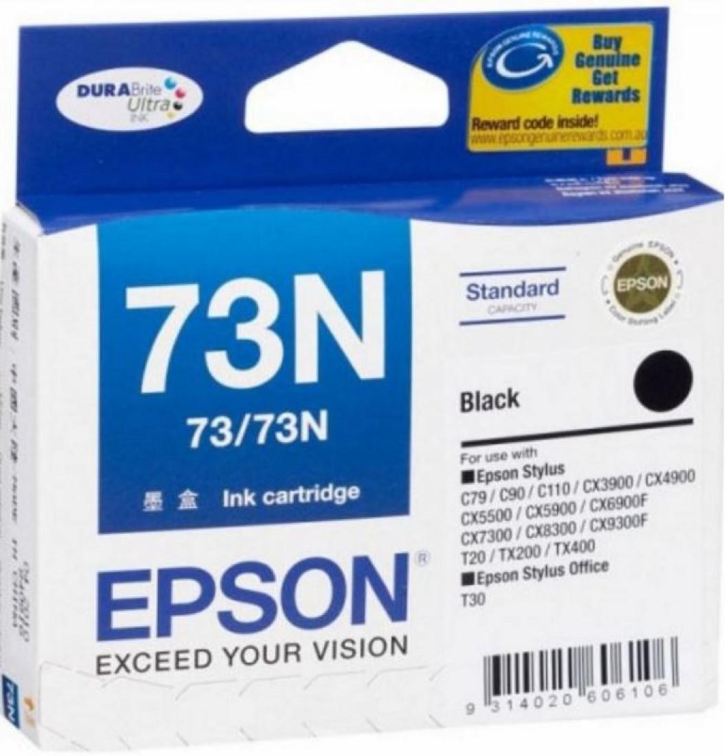 EPSON STYLUS Black Ink