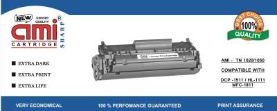 Ami Compatible Toner Cartridge for Brother Printer DCP 1511/HL 1111/MFC 1811 Black Toner