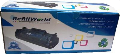 RefillWorld LaserJet Black Toner