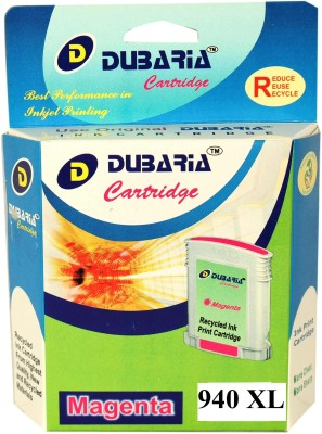 Dubaria 940xl / C4908aa Cartridge - Hp Compatible For Use In Officejet Pro 8000 Enterprise Printer - A811a ,8000 - A809a ,8500 -A909b Magenta Ink