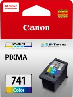 Canon CL741 Tricolor Ink Catridge(Magenta, Cyan, Yellow)