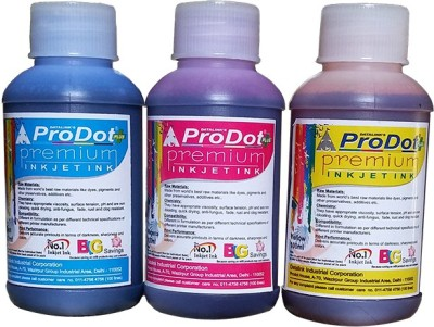 ProDot All inkjet Printers 100 ml Color Multicolor Ink