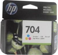 HP 704 Tricolor Ink Cartridge(